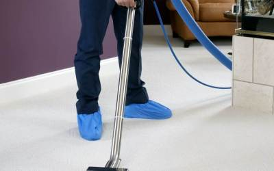 Types of Carpet Cleaning Methods