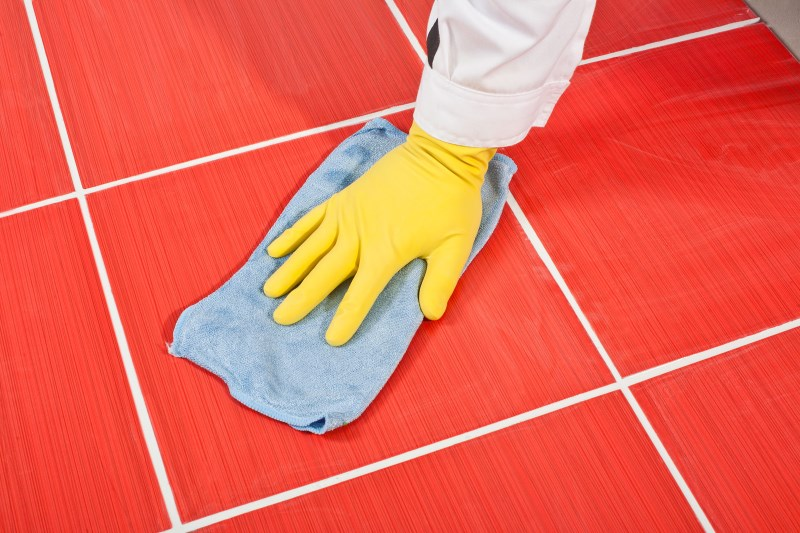 Tile Floor Care Tips for Homeowners