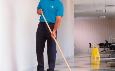 Three Types of Professional Cleaning Services for Your Business